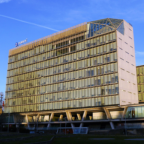 Milan office building