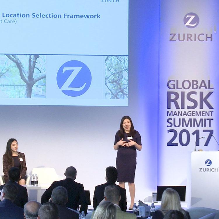 Global Risk Management Summit 2017 presentation
