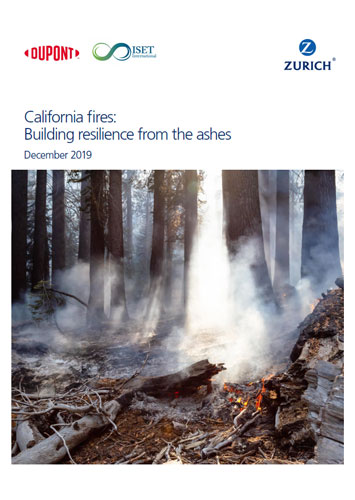cover california fires report