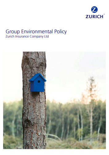 group environmental policy pdf cover